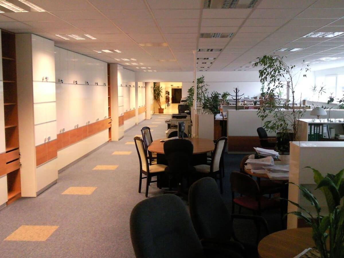 Dunapack iroda